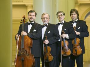 Borodin String Quartet © Thomas Müller, 2007 - www.MUELLER-foto.com