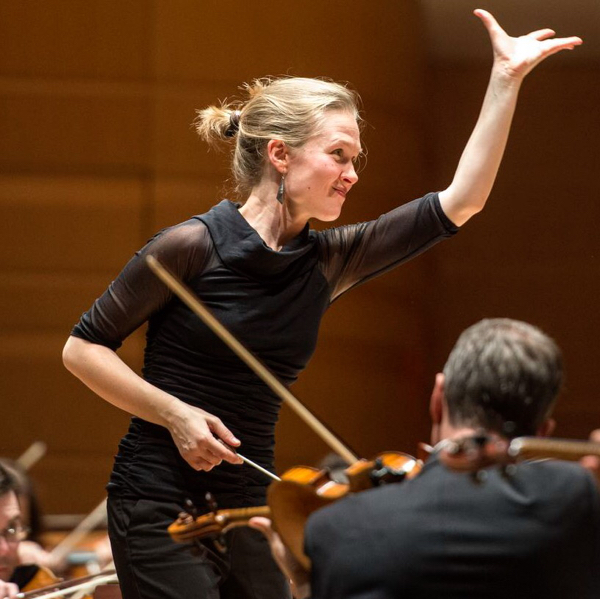 meet the conductor  mirga grazinyte